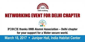 Networking Event for Delhi Chapter